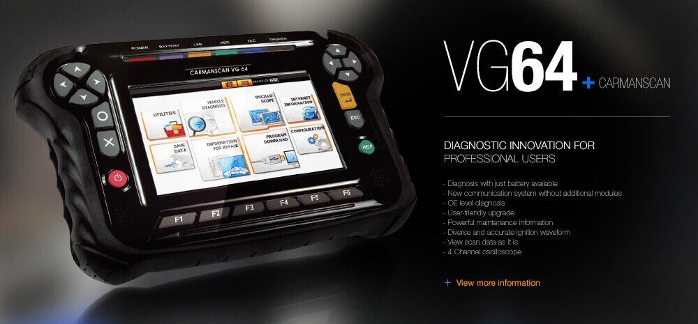CARMANSCAN-VG64